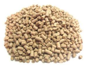 остатки от оболочки зерна, получающиеся после размола
